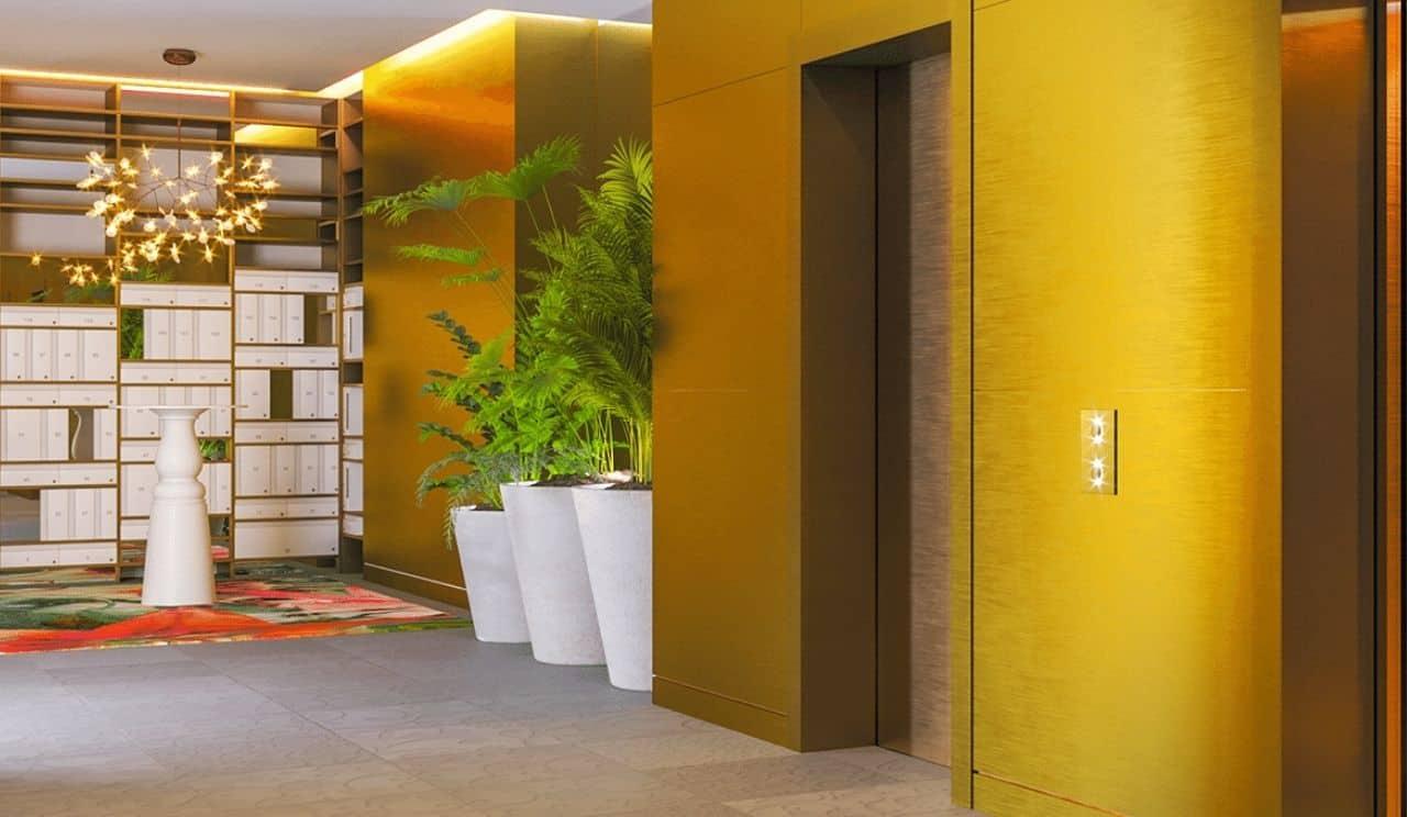 Hyde by Wanders & Yoo Elevators