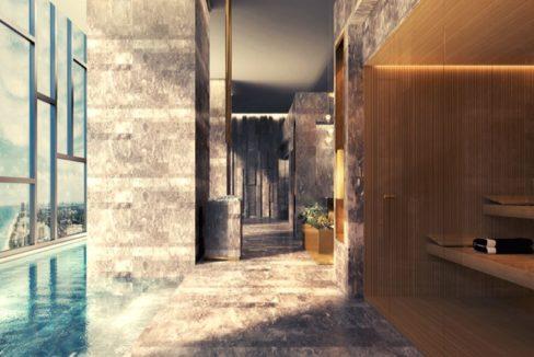 La Maison by Fendi Casa Wellness Area