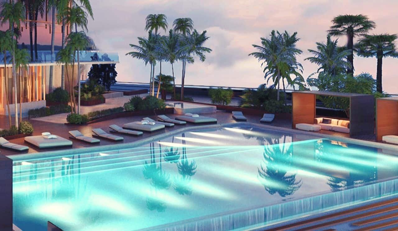 La Maison by Fendi Casa Swimming Pool