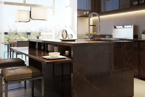 La Maison by Fendi Casa Kitchen