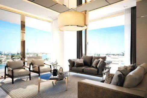 La Maison by Fendi Casa Living Room