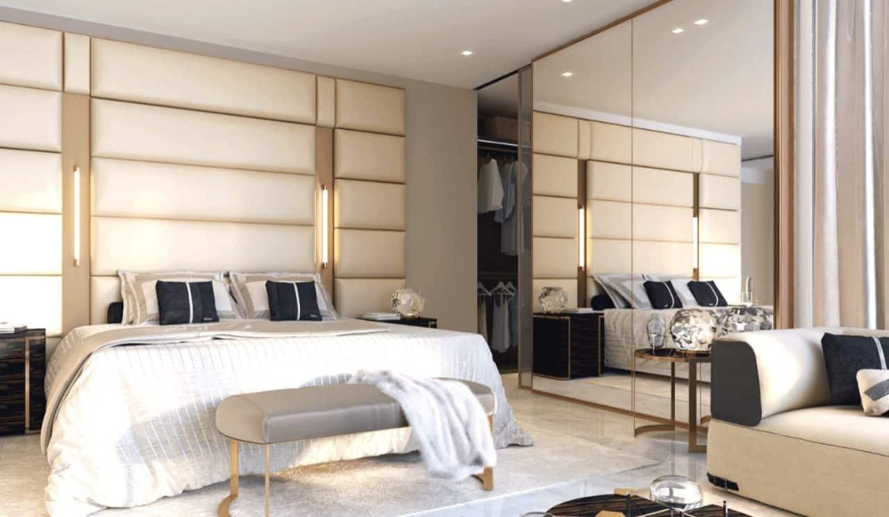 La Maison by Fendi Casa Bedroom