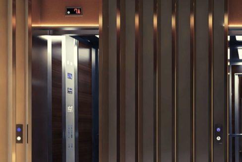 La Maison by Fendi Casa Elevators