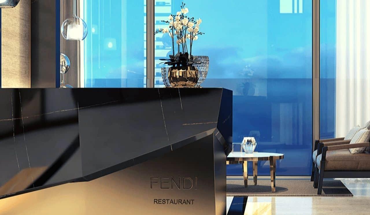 La Maison by Fendi Casa Restaurant
