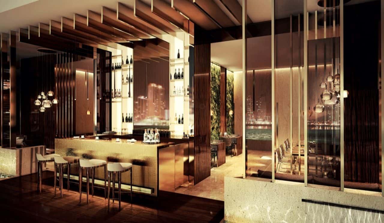 La Maison by Fendi Casa Bar