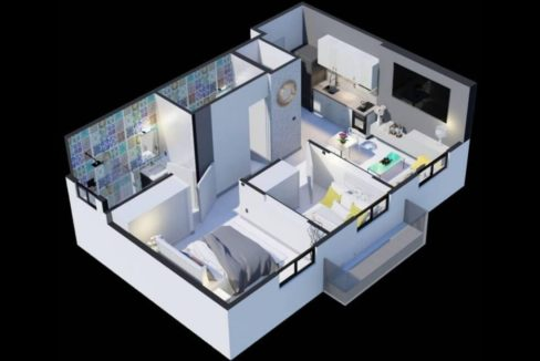 The Gray, Calle 50 Floor Plan 3