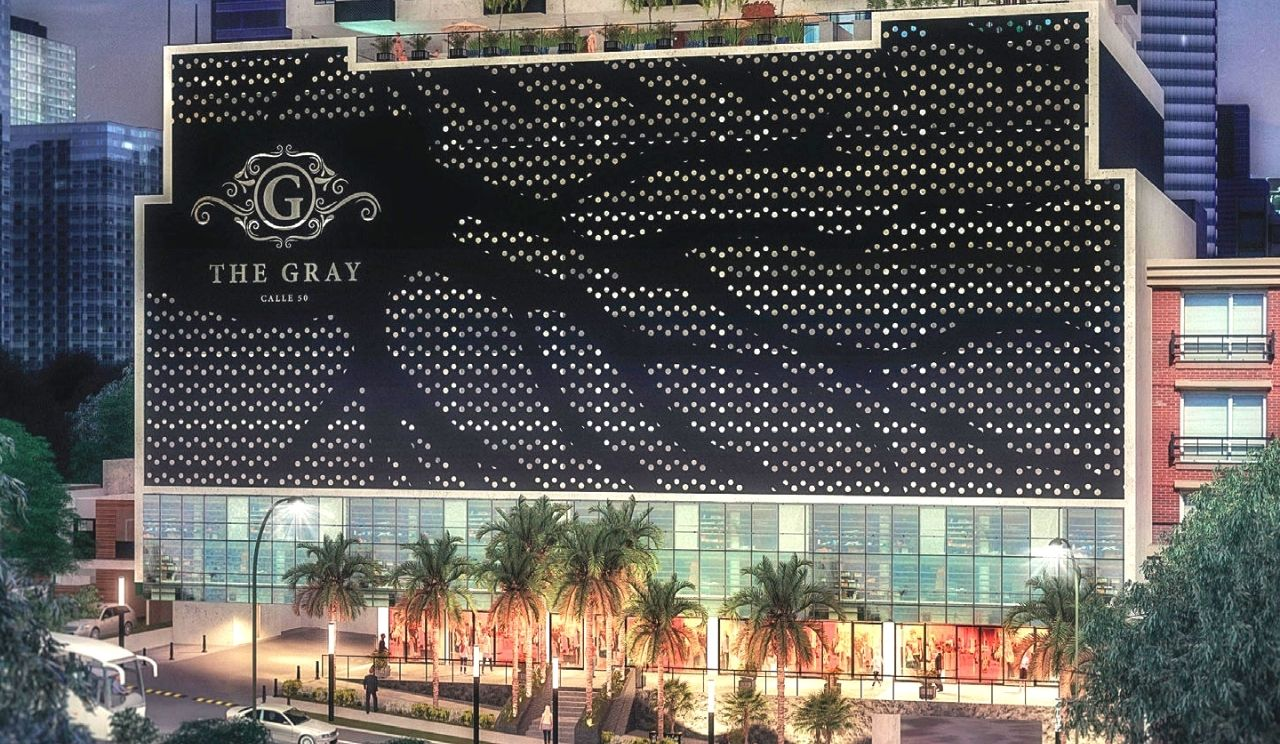 The Gray, Calle 50 Shopping Gallery